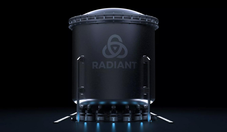 Ядерный реактор Radiant