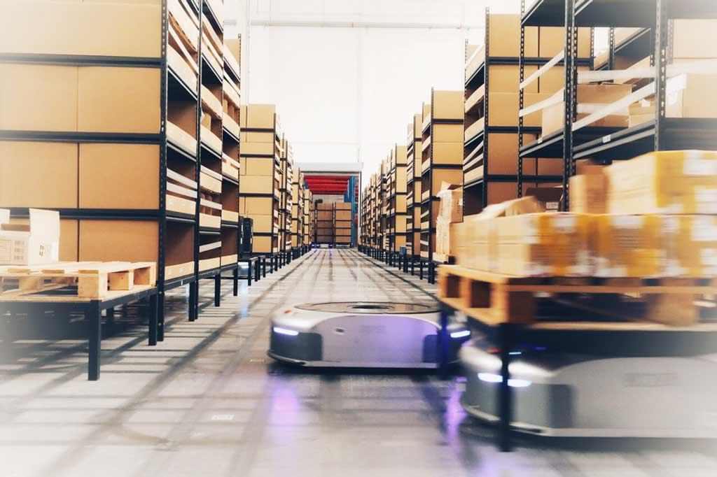 Fozzy Group запустила перший склад із роботами замість людей