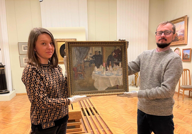 Національний художній музей України випустить NFT-колекцію творів українського мистецтва